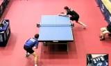 【卓球】 フランジスカVSロビノ スロベニアオープン2012