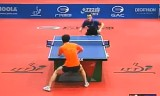 【卓球】 ゴーズィVS金鉐ハンガリーオープン2012