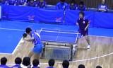 【卓球】 平屋広大VS加藤悠二2 関東学生リーグ2010