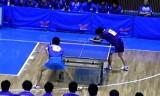 【卓球】 平屋広大VS加藤悠二3 関東学生リーグ2010