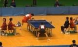 【卓球】 時吉佑一 VS 張一博1/2 東京選手権2012