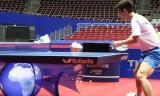 【卓球】 中国選手の練習と監督対話 世界卓球2012