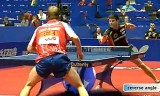 【卓球】 オフチャロフ VS ガブラス 世界卓球2012