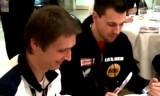 【卓球】 会場の様子や練習を紹介2/2 世界卓球2012