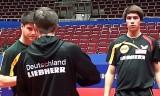 【卓球】 オフチャロフの練習映像3/3 世界卓球2012