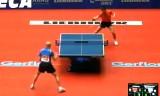 【卓球】 中国VSギリシャ 張継科試合 世界卓球2012