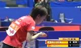 【卓球】 石川佳純VSラミレス 女子C 世界卓球2012