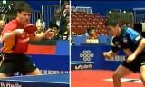 【卓球】 オフチャロフ VS ガオニン 世界卓球2012