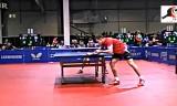 【卓球】 シモンVSグロート(デンマーク) 世界卓球2012