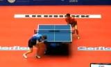【卓球】 王皓VSクレアンガ(ギリシャ)世界卓球2012