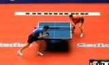 【卓球】 馬龍VSギオニス(ギリシャ) 世界卓球2012