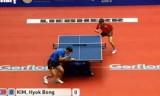 【卓球】 張継科 VS キムヒョクボン 世界卓球2012