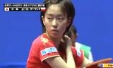 【卓球】 石川佳純VSパルティカ(ポーランド) 世界卓球2012