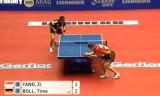 【卓球】 ティモボルVSヤンズィ(SIN) 世界卓球2012