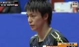 【卓球】 松平賢二VSコラレク(クロアチア) 世界卓球2012