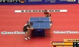 【卓球】 福原愛VSウー・ジャートゥオ 世界卓球2012