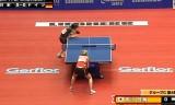 【卓球】 石川佳純VSシルバーアイゼン 世界卓球2012