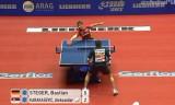 【卓球】 シュテガーVSカラカセビッチ 世界卓球2012