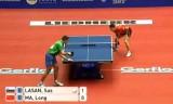 【卓球】 馬龍VSラサン(カットマン) 世界卓球2012