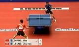 【卓球】 張継科(中国)VS梁柱恩(香港) 世界卓球2012