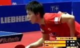 【卓球】 松平賢二VSバルドン(スロバキア)世界卓球2012