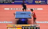 【卓球】 丹羽孝希VSスミルノフ(フランス)世界卓球2012