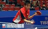 【卓球】 陳建安(台湾)VS梁柱恩(香港)世界卓球2012