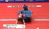 【卓球】 呉志棋(台湾)VS唐鹏(香港) 世界卓球2012