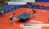 【卓球】 サムソノフVSガオニン(SIN) 世界卓球2012