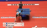 【卓球】 水谷隼VSガオニン(シンガポール)世界卓球2012