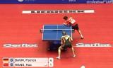 【卓球】 王皓(中国)VSバウム(ドイツ) 世界卓球2012