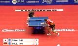 【卓球】 丹羽孝希VSティモボル(高画質)世界卓球2012