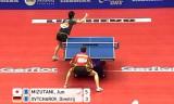 【卓球】 水谷隼VSオフチャロフ(高画質)世界卓球2012