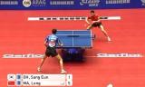 【卓球】 馬龍(中国)VS呉尚垠(韓国) 世界卓球2012
