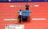 【卓球】 ガオニンVSエフゲニー(カット)世界卓球2012