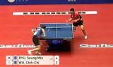 【卓球】 柳承敏(韓国)VS呉志棋(台湾)世界卓球2012