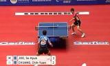 【卓球】 朱世赫(韓国)VS荘智淵(台湾)世界卓球2012