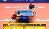 【卓球】 松平賢二VSスカチコフ(ロシア) 世界卓球2012