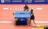 【卓球】 丹羽孝希VSガチーナ(クロアチア) 世界卓球2012