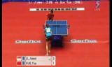 【卓球】 郭躍VSリ・ジャウェイ(SIN) 世界卓球2012