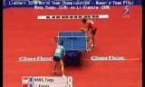 【卓球】 李暁霞(中国)VS王越古(SIN) 世界卓球2012