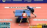 【卓球】 水谷隼VSシバエフ(ロシア) 世界卓球2012