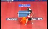 【卓球】 許VS高木和卓(準々) アジアカップ2012