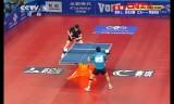 【卓球】 江天一VSアラミヤン アジアカップ2012
