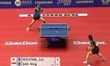 世界卓球2012のスーパープレーを集めた!