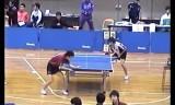 【卓球】 御内健太郎VS田代祐大1/2 学生選抜2010