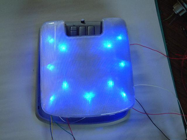 LED青外周 中周