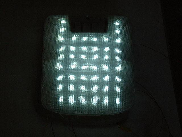 LED白全灯