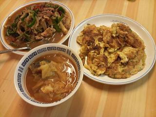 セイラちゃんのタイ料理
