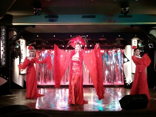 20101219宇奈月ショー